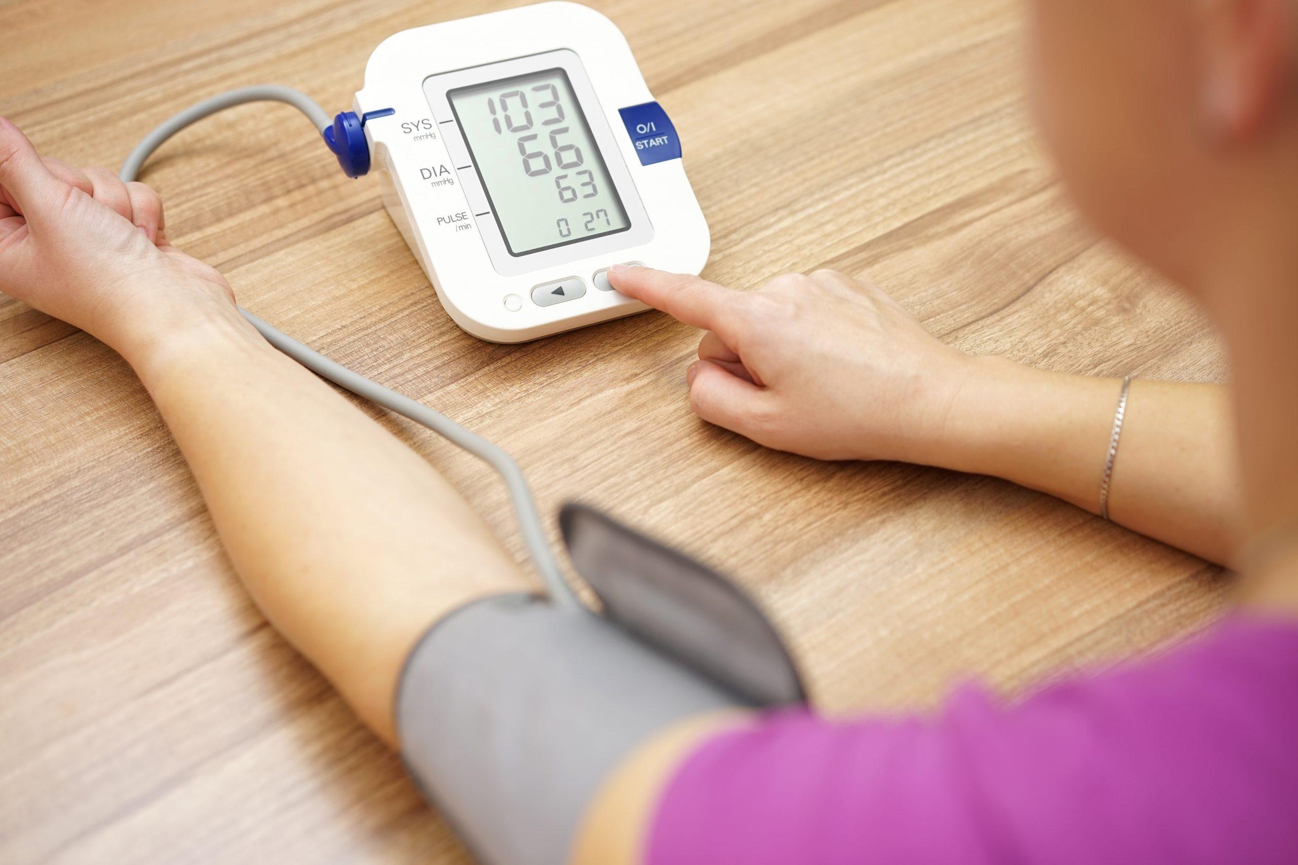 Bloeddrukwaarden en zelf je bloeddruk meten
