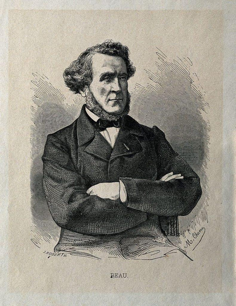 Joseph Honoré Simon Beau