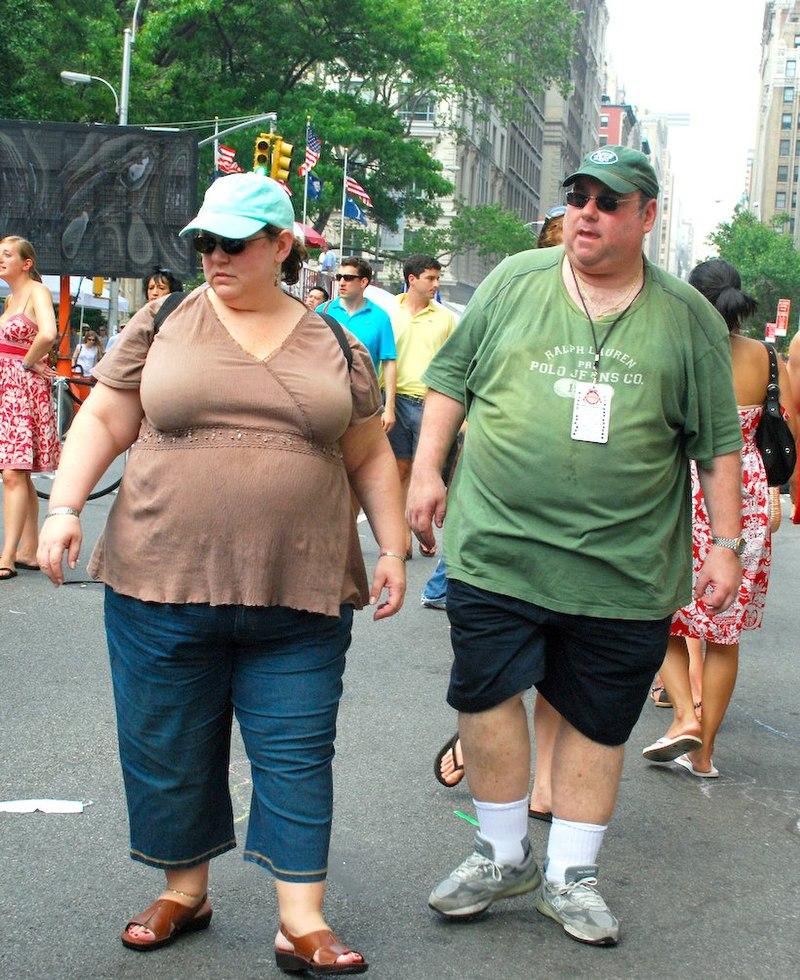 Fors overgewicht of obesitas