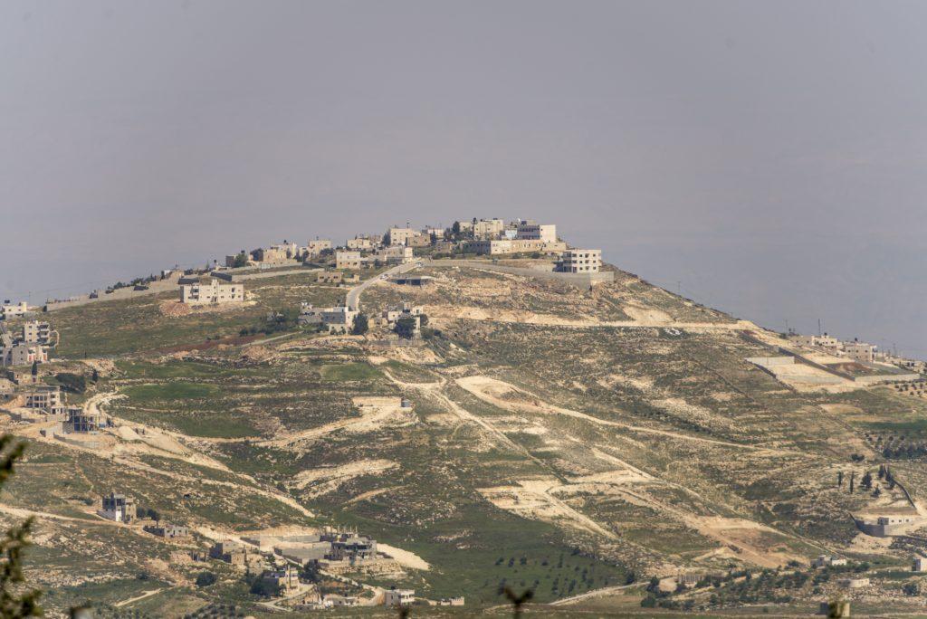 Israëlische nederzettingen bij Za'atara